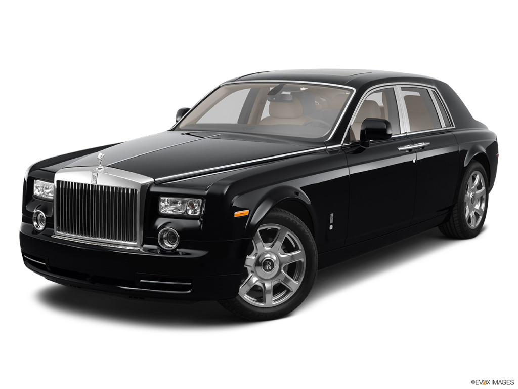 Rolls-Royce Phantom Sedan 2013