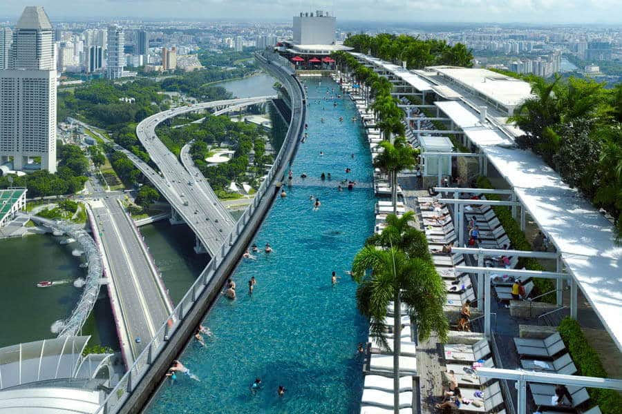 10 Largest Swimming Pools In The World