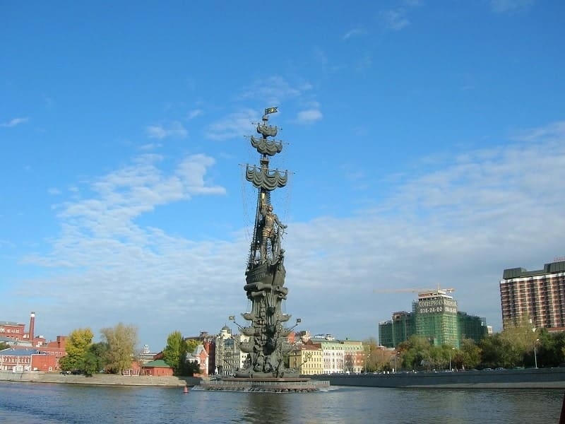 Peter Great Statue