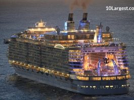 Allure of the Seas - Largest Cruise Ship In Earth