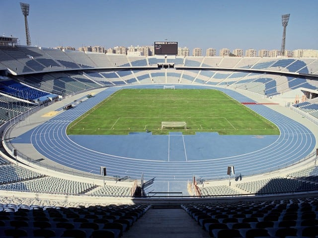 Borg El Arab Stadium - another view