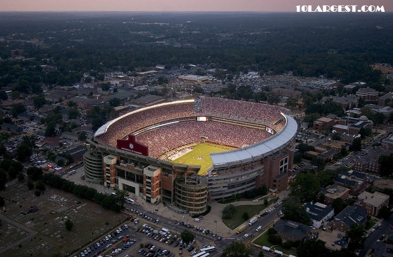 Bryant-Denny Stadium (Alabama Crimson Tide)
