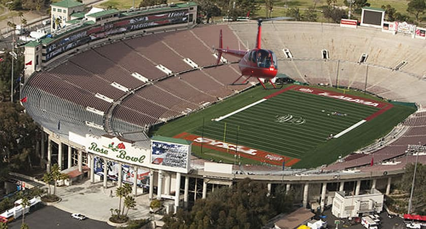 California's Rose Bowl