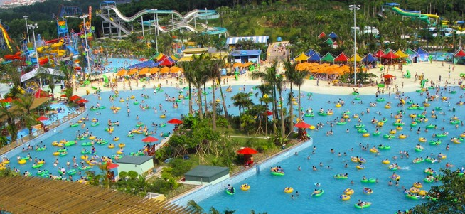 Chime-Long Water Park - view 3
