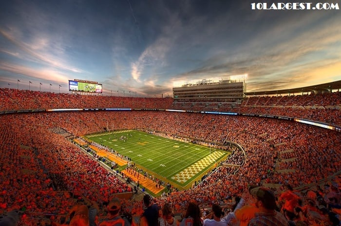 Neyland Stadium (Tennessee Volunteers)