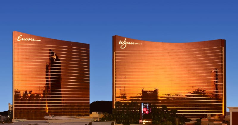 The Wynn and Encore, Las Vegas