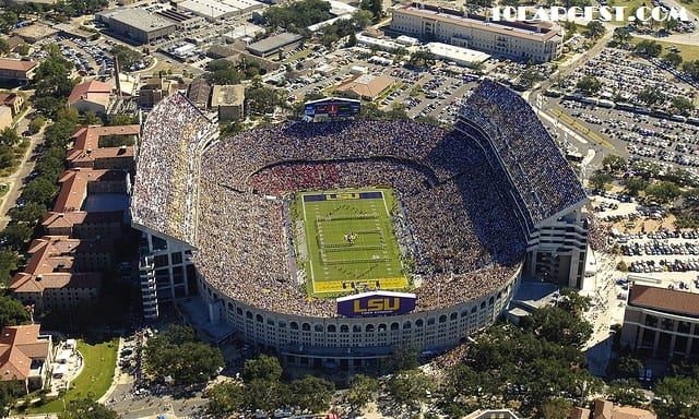 Tiger Stadium (LSU Tigers)