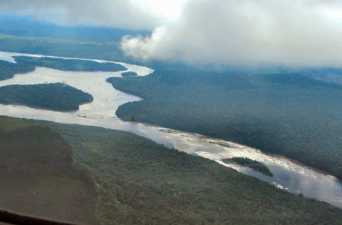 Orinoco - fourth largest river of the world