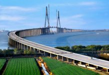 sutong bridge china