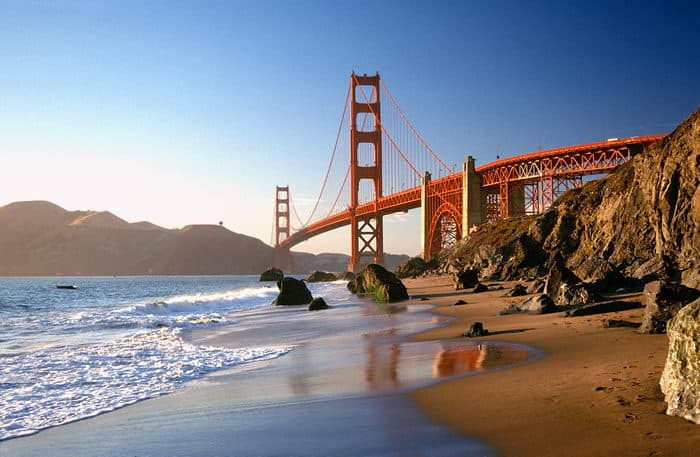 Golden Gate Bridge – USA
