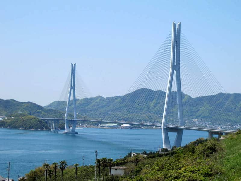 Tatara Bridge – Japan