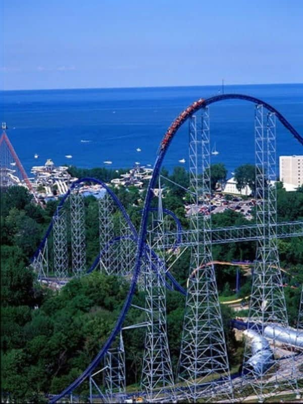 Millennium Force from US