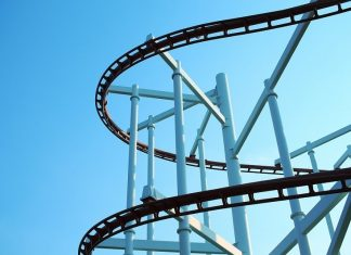 roller coaster in US
