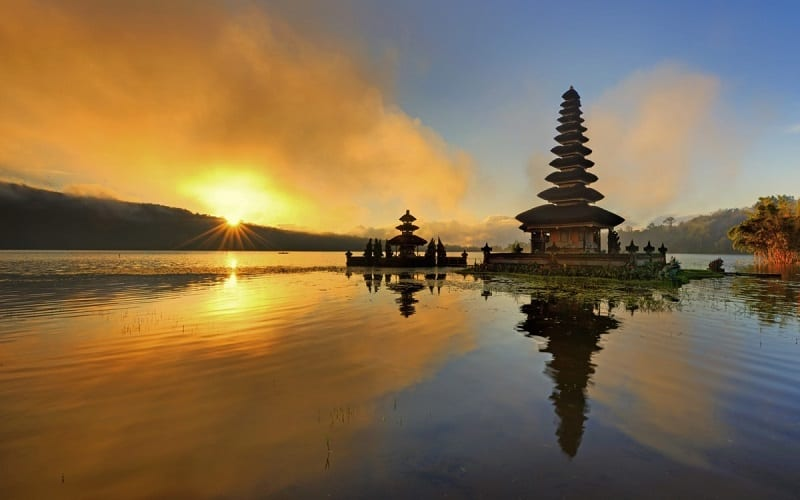 Bali the most beautiful island