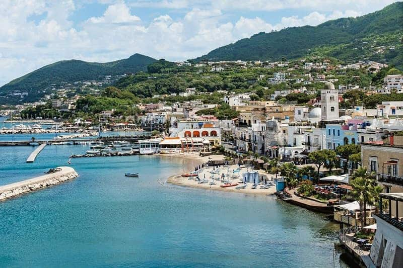 most beautiful island in the world-Ischia, Italy