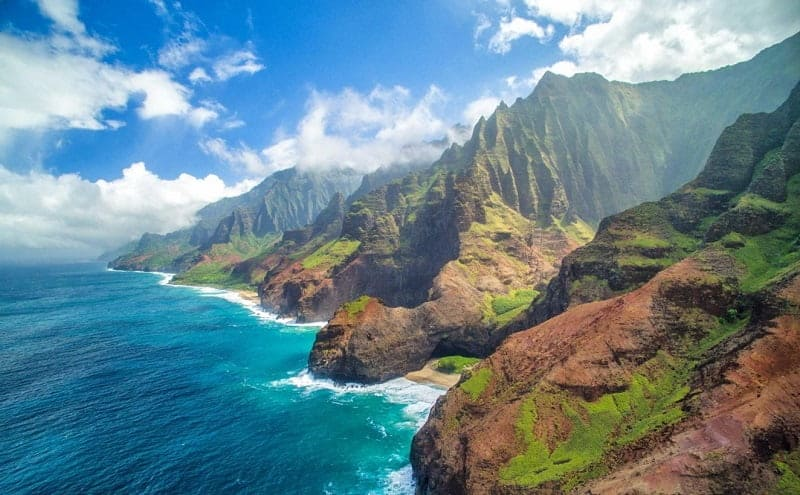 most beautiful hawaiian island