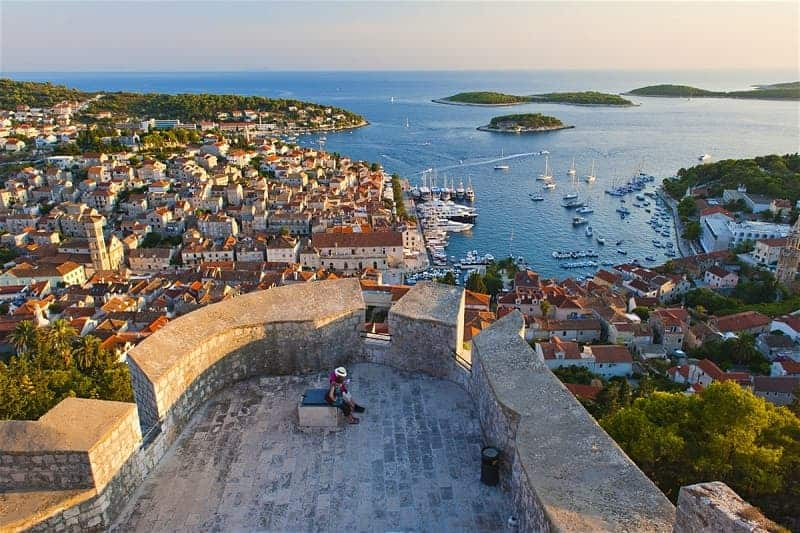 Beautiful island - Dalmatian Coast