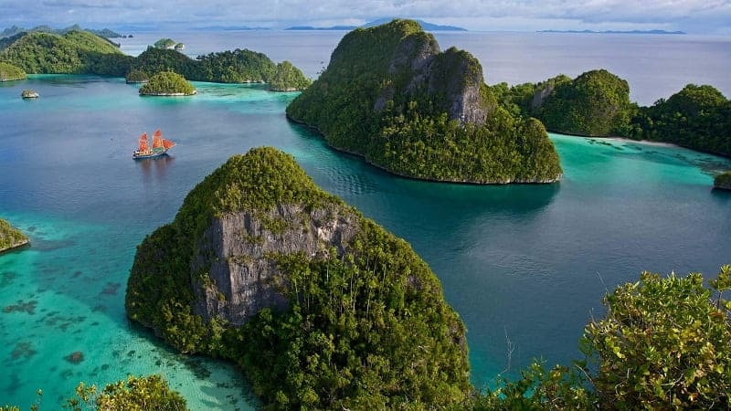 Raja Ampat - most beautiful islands